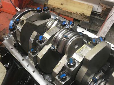 615 BBC PUMP GAS 950 HP- NEW