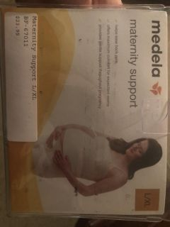 Maternity support band