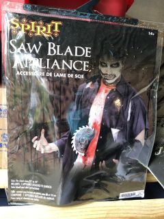 Two gross body appliances for costumes NEVER BEEN USED OR OPENED