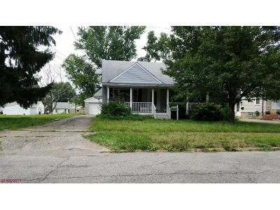 3 Bed 1 Bath Foreclosure Property in Youngstown, OH 44514 - Weston Ave