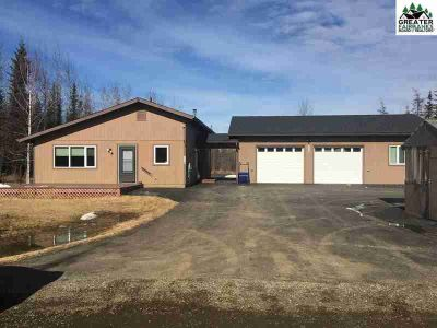 1272 Loon Lane North Pole Three BR, Great location just outside