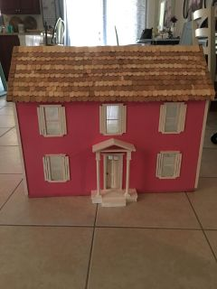 Dollhouse for collectors or for a special kid in your life