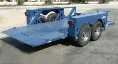 2018 Air-tow Air Tow Flatbed Trailers