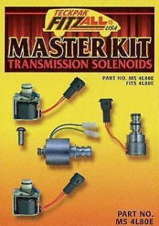 Purchase Master Solenoid Kit for GM/Chevy 4L80E Transmission motorcycle in Portland, Oregon, United States, for US $138.95
