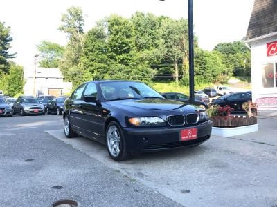 2002 BMW 3-Series 325i (Steel Blue Metallic)