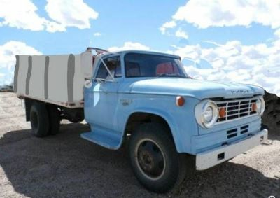 1965 Dodge D500 Dump Truck