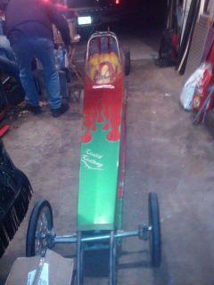 JR dragster