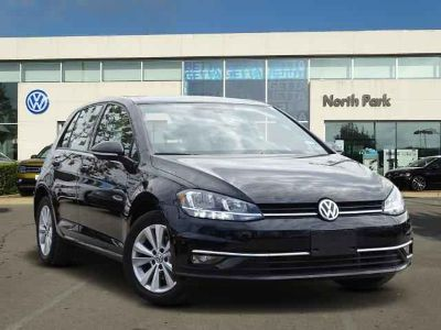 New 2018 Volkswagen Golf 1.8T Auto