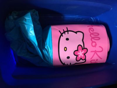 Brand new never used hello kitty pool for kids.