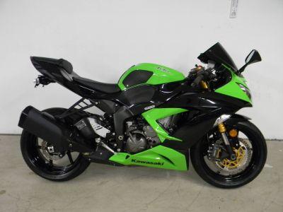 2013 Kawasaki Ninja ZX -6R SuperSport Motorcycles Springfield, MA