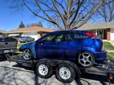 2002 Ford Focus SVT Caged Race Car Project - Last raced 2014