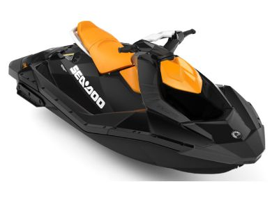 2018 Sea-Doo SPARK 2up 900 H.O. ACE iBR & Convenience Package Plus 2 Person Watercraft Cartersville, GA