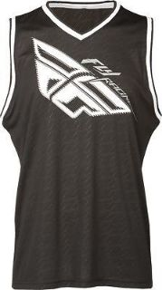 Purchase Whip Tank Mens Sleeveless Black Fly Racing motorcycle in Hinckley, Ohio, United States, for US $32.86