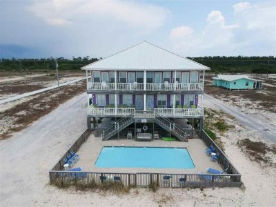 8 Bedroom Duplex In Gulf Shores