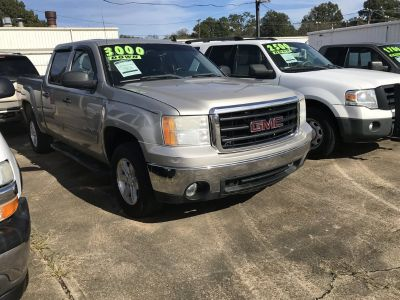2007 GMC Sierra 1500 Work Truck (Gold)