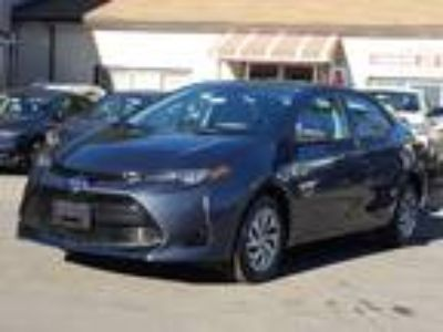 $13900.00 2018 Toyota Corolla with 7 miles!