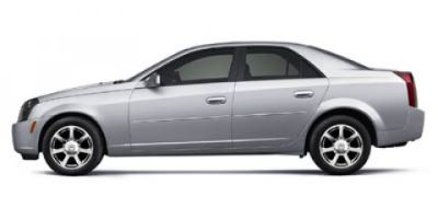 2005 Cadillac CTS Base (Silver Green Metallic)