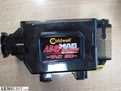 For Sale: Caldwell AR 15 Mag Charger