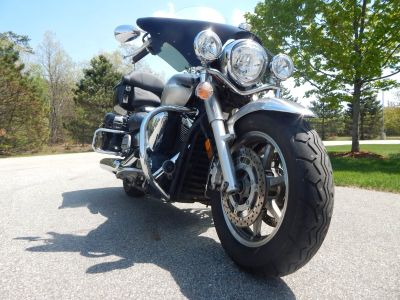 2007 Yamaha V Star 1300 Tourer Touring Motorcycles Concord, NH