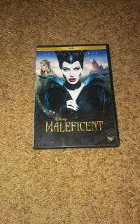 Maleficent dvd like new
