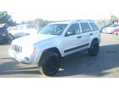 2006 Jeep Grand Cherokee Laredo (Bright Silver Metallic Clearcoat)