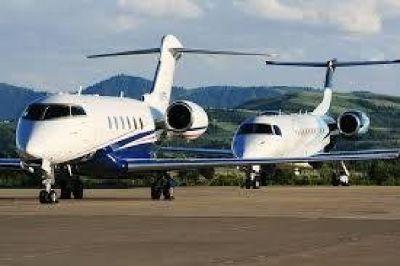 Private Jet Air Charter Plane in Dallas