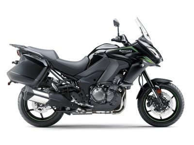 2018 Kawasaki Versys 1000 LT Touring Motorcycles Littleton, NH