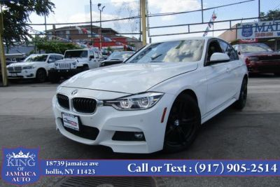 2016 BMW 3-Series 4dr Sdn 328i xDrive AWD SULEV (Alpine White)
