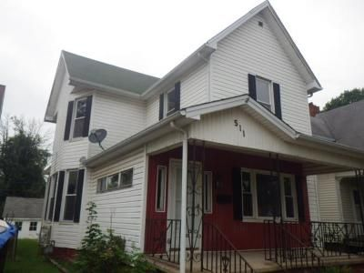 4 Bed 1.5 Bath Foreclosure Property in Cambridge City, IN 47327 - E Main St