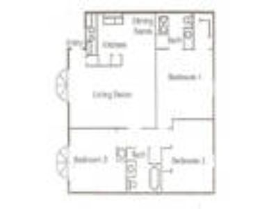 Sombra Apartment Homes - Three BR/Two BA