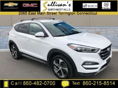 2017 Hyundai Tucson Sport (Winter White)