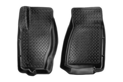 Find Husky Liners 30611 06-10 Jeep Commander Black Custom Floor Mats 1st Row motorcycle in Winfield, Kansas, US, for US $91.95