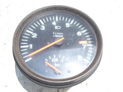 Sell PORSCHE 911 930 TURBO TACHOMETER TACH WITH BOOST GAUGE 93064130200 motorcycle in Los Angeles, California, US, for US $365.00