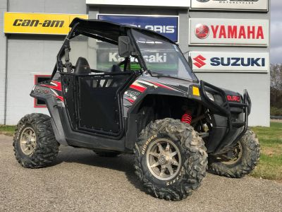 2009 Polaris Ranger RZR S Sport-Utility Utility Vehicles Brilliant, OH