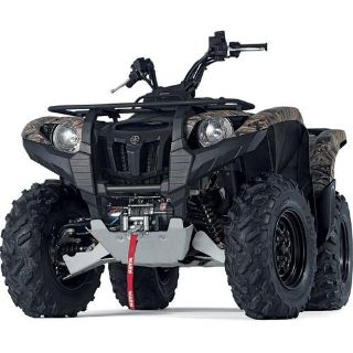 Find 74496 Warn ATV Winch Mount Plate Yamaha Grizzly 550 700 motorcycle in OR, CA, KS, GA, or PA, US, for US $63.99