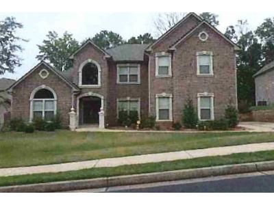 4 Bed 4 Bath Foreclosure Property in Conyers, GA 30094 - Ash Grove Dr