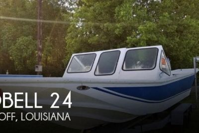 1999 Lobell Custom Craft 24