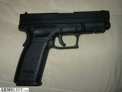 For Sale: Springfield XD45 acp