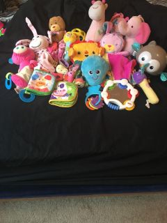 Baby/infant toys