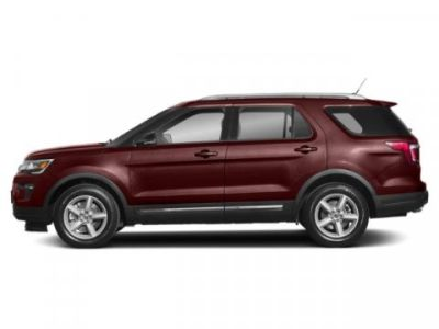2019 Ford Explorer XLT (Burgundy Velvet Metallic Tinted Clearcoa)
