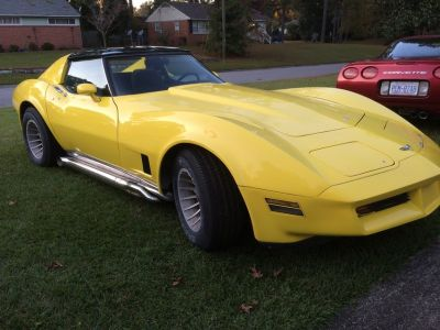 1977 Corvette w/Rebuilt 350, New Carb, HEI Distributor, Hooker Headers/Sidepipes