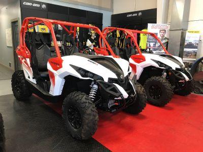2018 Can-Am Maverick XC DPS Sport-Utility Utility Vehicles Glasgow, KY