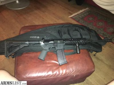 For Sale/Trade: Wilson Combat M4-T Tactical