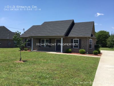 All Brick 3 BR 2 BA away from the hustle of the city