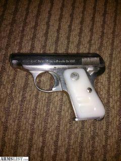 For Sale/Trade: Armi galesi .25