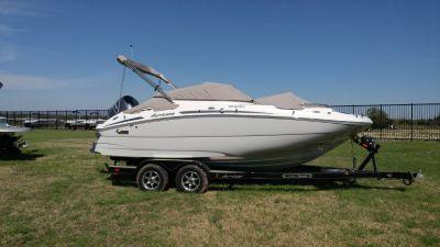 2016 Hurricane SunDeck 2000 OB Deck Boats Lewisville, TX