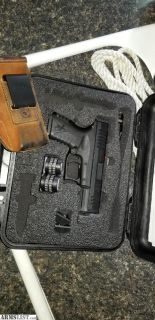 For Sale: Springfield xdm compact