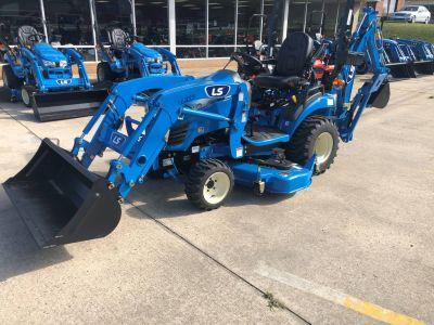 2018 LS Tractor MT125 Tractors Lawn & Garden Lancaster, SC