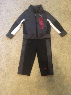 Size 12 Month track suit