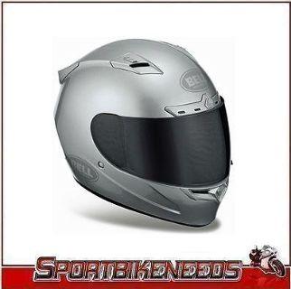 Sell BELL VORTEX METALLIC SILVER HELMET SIZE M MEDIUM FULL FACE STREET HELMET motorcycle in Elkhart, Indiana, US, for US $179.95